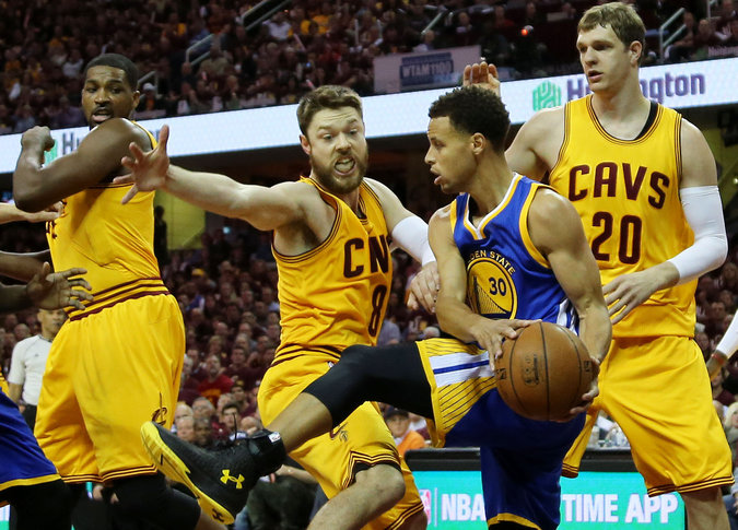 9c8903825e5 N.B.A Finals  Cleveland Cavaliers Tired  They Should See the Other Guys