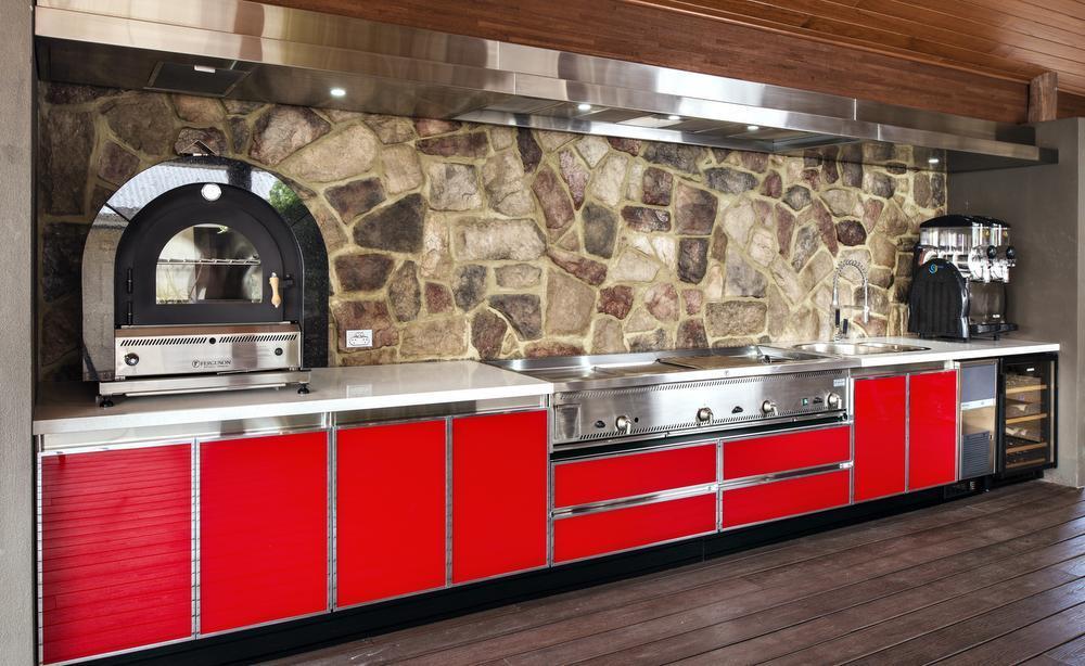 Ferguson Alfresco Lifestyle Outdoor Kitchen