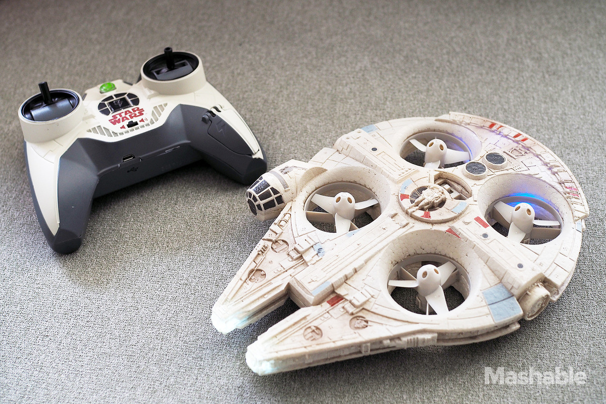 Airhogs Millennium Falcon Drone