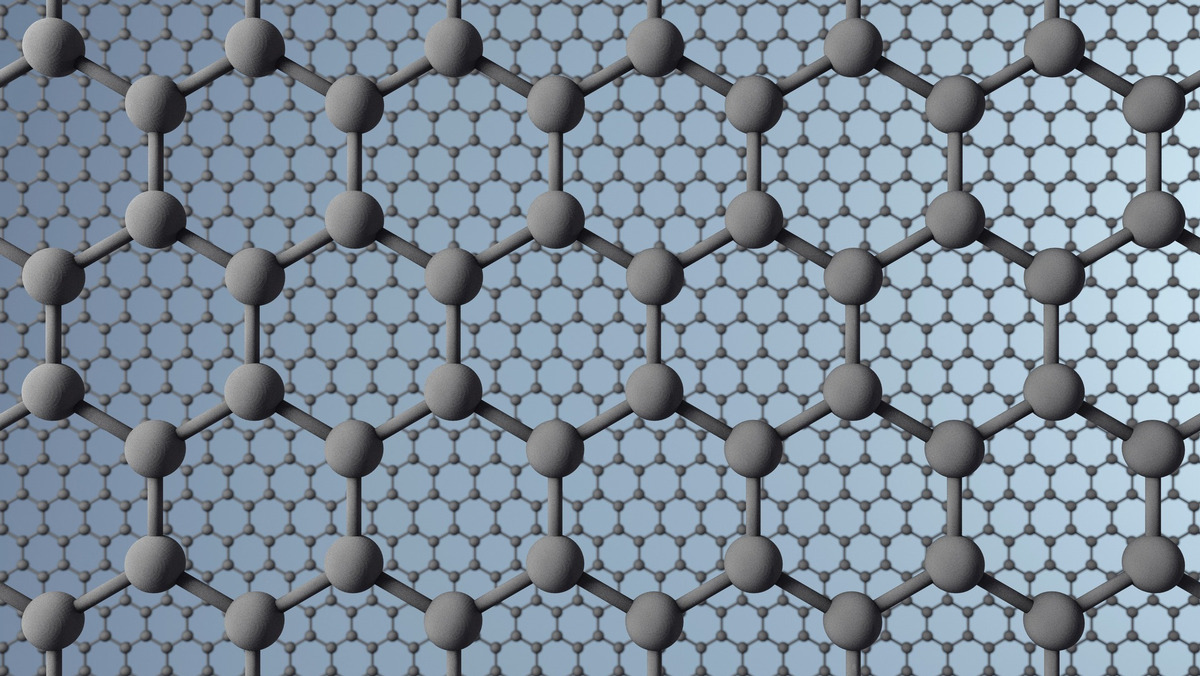 Two sheets of graphene