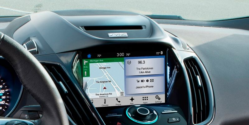 Ford S 2017 Models Will Include Android Auto And Sync 3 With Le Carplay