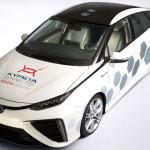 Toyota Tests Flat-panel Satellite Communication for Future Automobiles