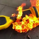 Recalls on over 500,000 hoverboards over battery fires