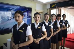 Airplane Restaurant Wait Staff