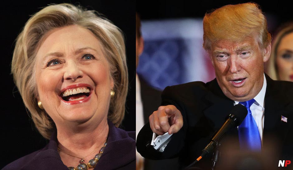 hillary vs trump who will win the race to the white house. Black Bedroom Furniture Sets. Home Design Ideas
