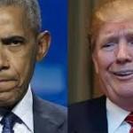 Obama Says Putin Is Donald Trump's Role Model
