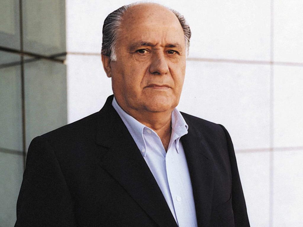 Amancio Ortega - World's Richest Man