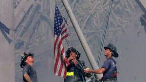 Missing Ground Zero 9/11 Flag