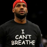 Le Bron James is a supporter of the Colin Kaepernick's protest, but will not imitate his gesture