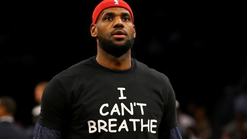 LeBron James NBA Star