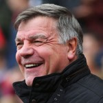 Sam Allardyce, no longer the manager of the England soccer national team