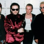 The U2 band fans celebrate the 40 years anniversary