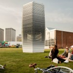 Netherlands presents the ultra-fine particles giant 'vacuum cleaner'