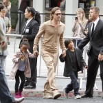 Brad Pitt and Angelina Jolie – an agreement regarding their 6 children