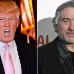 Robert De Niro wants to punch Donald Trump in his face