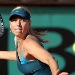 Maria Sharapova comes back in tennis for a charity game