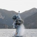 North Korea Intermediate Range Missile Fails Immediately After Launch