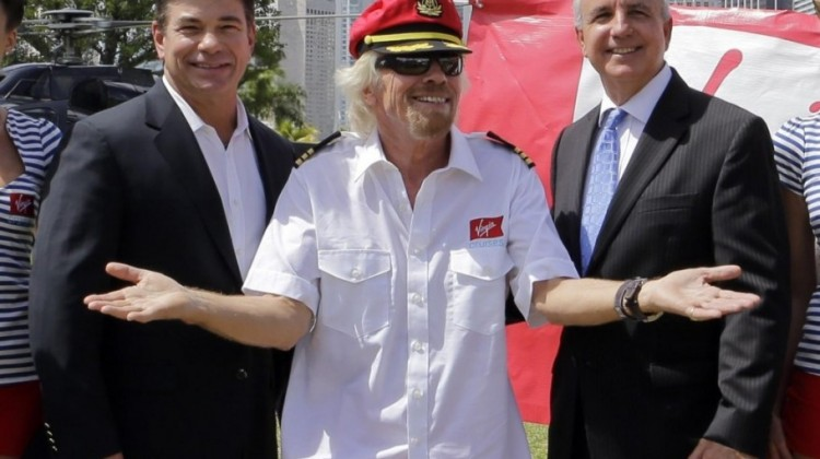 Virgin Voyages: New name, new ships for cruise line