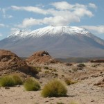 In the rocks under the Cerro Uturuncu volcano a huge tank of water was discovered