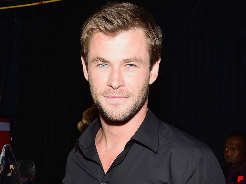 Chris Hemsworth, prote...