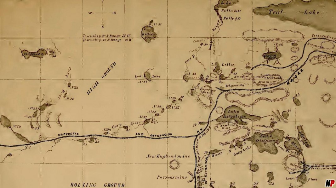Last Century Maps