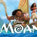 'Moana', First place at the Box Office this week