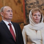 A book about Vladimir Putin's divorce, refused by the Russian publishing houses