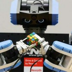 Sub1 Reloaded Robot solves Rubik Cube code in just 1.1 seconds