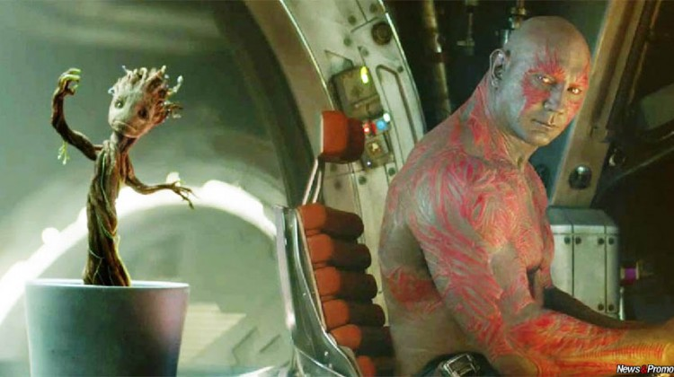 Baby Groot Is Too Cute In New 'Guardians Of The Galaxy Vol. 2' Teaser
