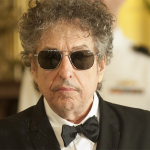 Bob Dylan sends a speech to be read at the Nobel Prize Festival