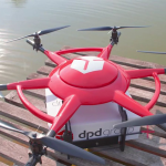 The French Postal service will send packages with the drones