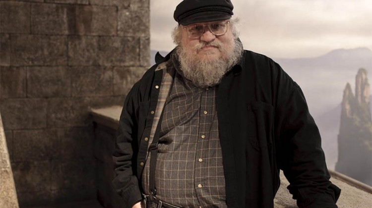 George R.R. Martin talks about 'The Winds of Winter' and about 'Game of Thrones'