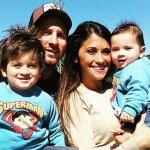 Soccer superstar Lionel Messi to marry the mother of his children in 2017