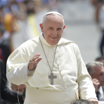 Seven email address created for the Pope Francisc birthday