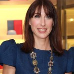 Samantha Cameron, launches her own fashion line collection