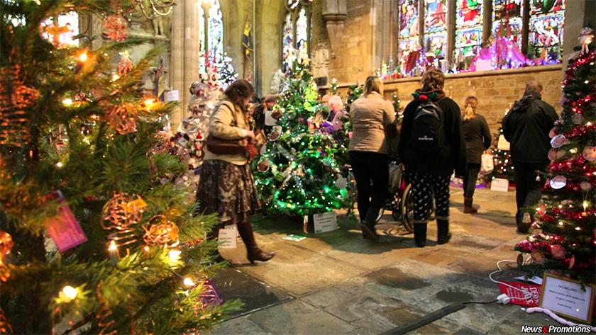st-marys-christmas-tree-festival-leciester