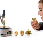 3D food printers, soon in our home kitchens
