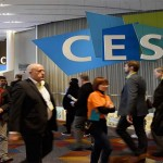 The televisions were the stars of the CES tech show in Las Vegas