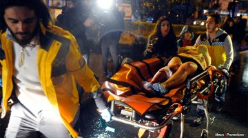 The attacker from the New Year's night in Istanbul was coordinated by the Islamic State