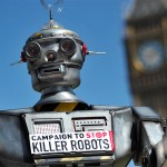 The United Nations is looking into the problem Killer Robots