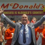 'The Founder', a movie about McDonald's restaurants, becomes a global success