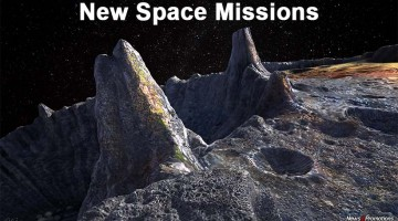 NASA chooses Lucy and Psyche for asteroid missions
