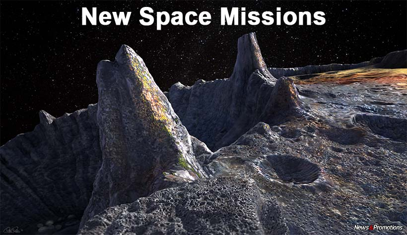 space missions for 2017 - photo #25