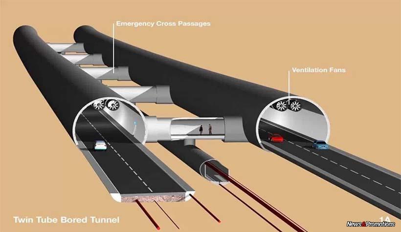 Stonehenge-Tunnel
