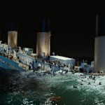 A new theory about the Titanic's sinking revealed in a documentary