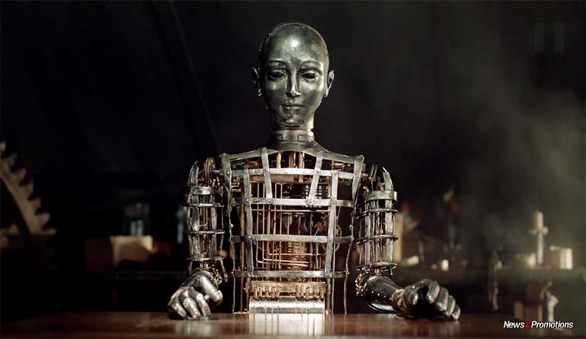 automatons-robots