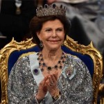 Queen Silvia of Sweden thinks she lives in a castle haunted by friendly ghosts