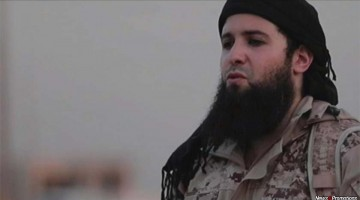 The French jihadist Rachid Kassim, was targeted in a bombing mission in IRAQ