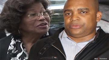 Katherine Jackson, mother of Pop Legend Michael Jackson, abused by a nephew