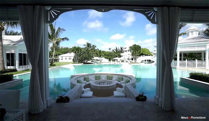 Celine Dion Drops Her Jupiter Florida House In Half
